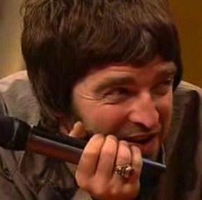Noel Gallagher Brings it on Down to Pressure Pressure Pressure