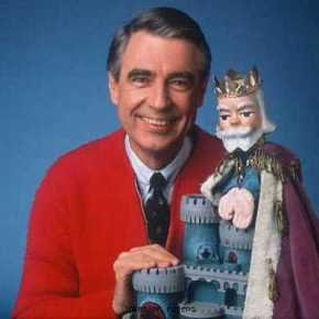 """""""It's You I Like"""" by Fred M. Rogers"""