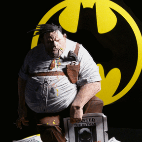 Batman: The Agony of Loss and Madness of Desire, pt 5B