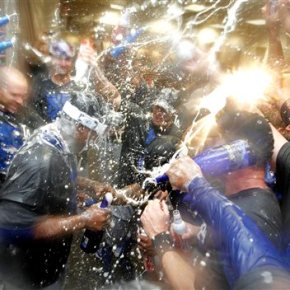 The Dodgers Went Swimming (and We Would Too)