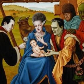 Descending Theology: The Nativity - Mary Karr