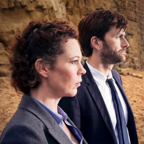 Running For Cover: The Unbearable Weight of Goodness in <i>Broadchurch</i>