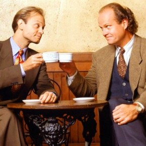 Mining Netflix: Frasier and Niles Try to Magically Change Everything