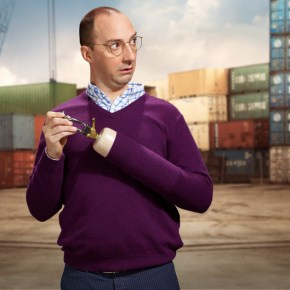 Tony Hale's Awkward, Silent Prison