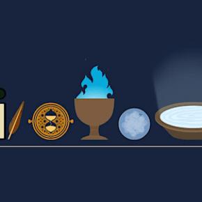 The Seven Sacraments of Harry Potter