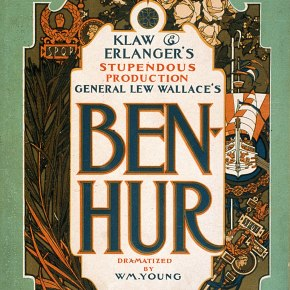"""What Has Hollywood to Do with Jerusalem?: Production Values and Proclaiming the Gospel in the """"Ark Encounter"""" and <i>Ben Hur</i>"""