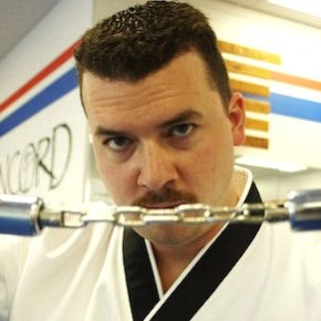 Gideon in the Dojo: Grace with a Karate Chop