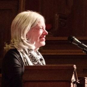 The Rev. Mrs. Fleming Rutledge is Not Ashamed of the Gospel