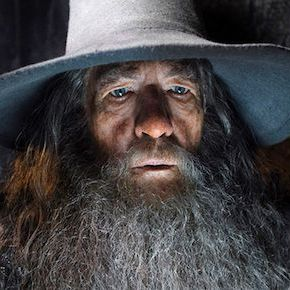 The Gospel According to Gandalf