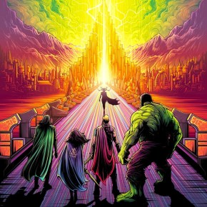 <i>Thor: Ragnarok</i> - When The Unjust Are Freed and Those Hurt Are Left Without A Home