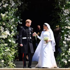 Robert Capon to the Rescue of the Royal Wedding