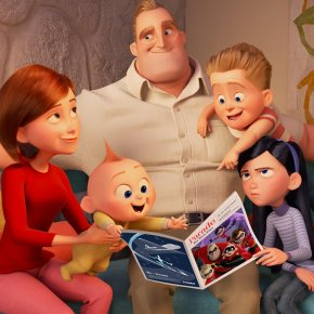 The Real Battle Lines in <i>The Incredibles 2</i>