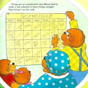 Everything for Nothing: <i>The Berenstain Bears</i> and the Black Hole of Pressure