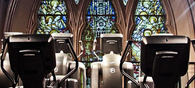 My Church Is Not CrossFit