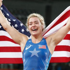 Helen Maroulis and the Fear to End All Fears
