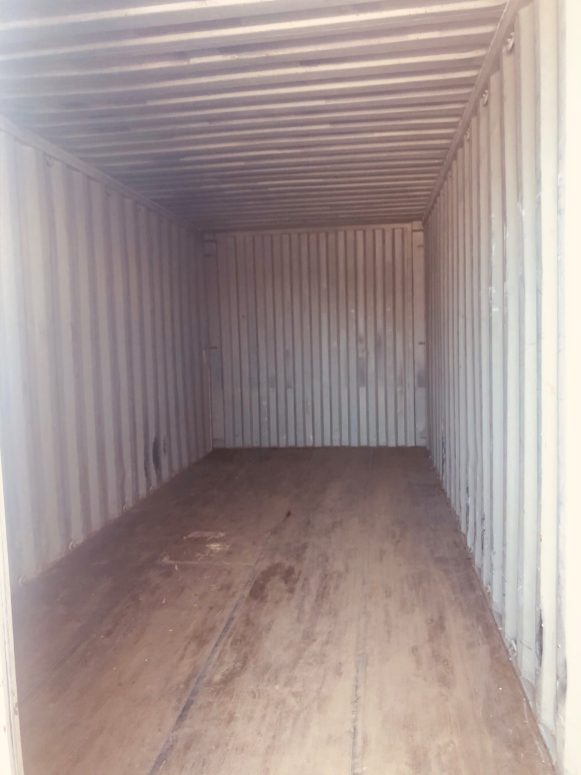 20' STANDARD HEIGHT CONTAINERS 2