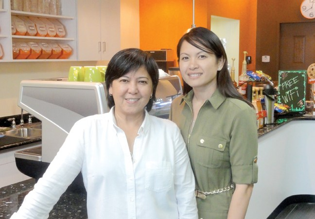 Mixing it up: Blended opens its doors in East-West Business Center