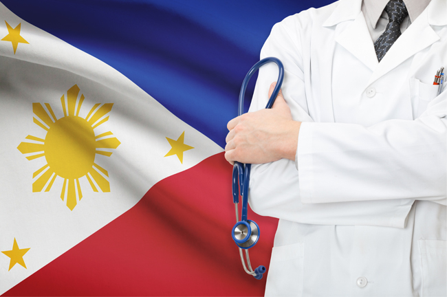 Taking the LeAP: Medical assistance program to Philippines near ready