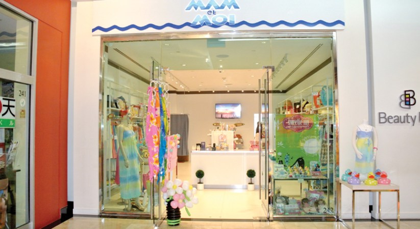 Mam et Moi opens at The Plaza in Tumon
