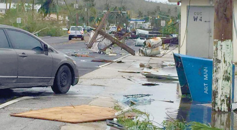 NMI recovery efforts begin with water distribution