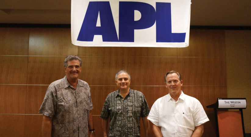 APL to compete with Matson's Guam and Saipan service