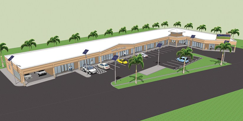 Commercial building to rise in Mangilao