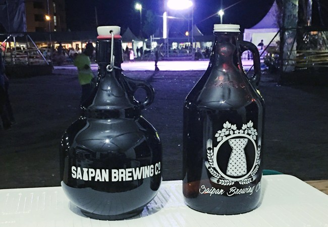 Saipan brewers tap first kegs for the public