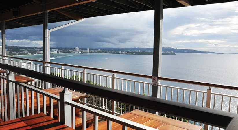 Café opens at Two Lovers Point