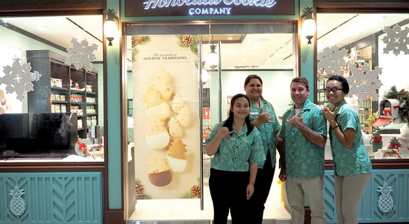 Honolulu Cookie Co. opens first shop on Guam