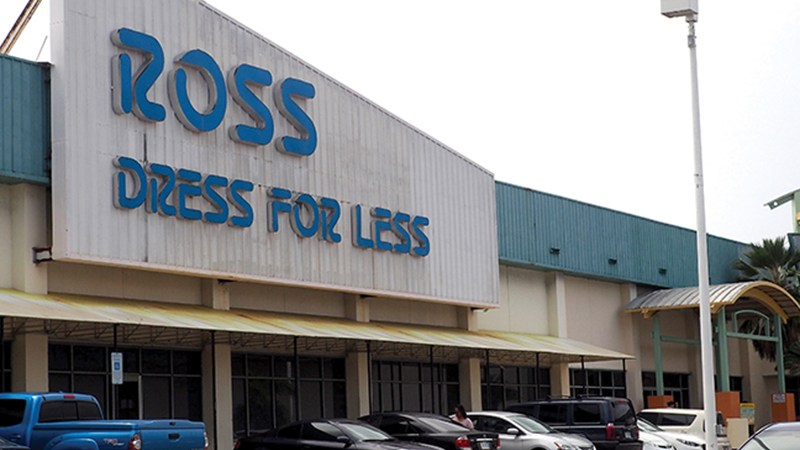 Less is about to be more: Ross store to expand floor space at GPO