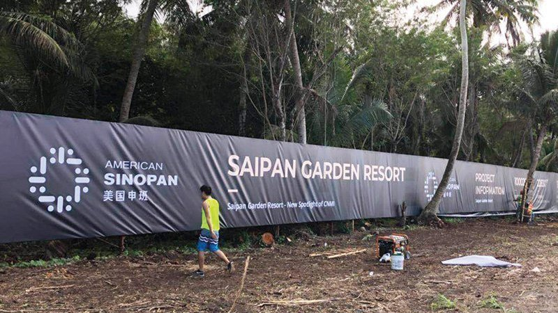 Taking the lead: Developer innovates construction, infrastructure on Saipan