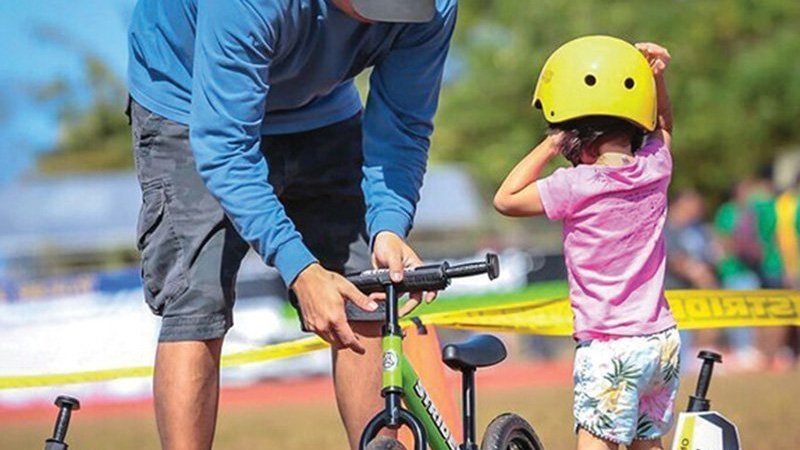 Little Riders Guam aims to bring balance bike trend to Guam