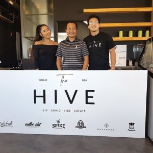 The Hive — buzzing with creativity