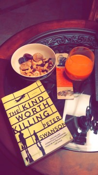 Reading The Kind Worth Killing
