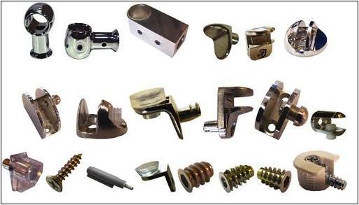 Крепежные элементы для изделий из массива