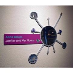 Anna Belom - Jupiter and Her Moons