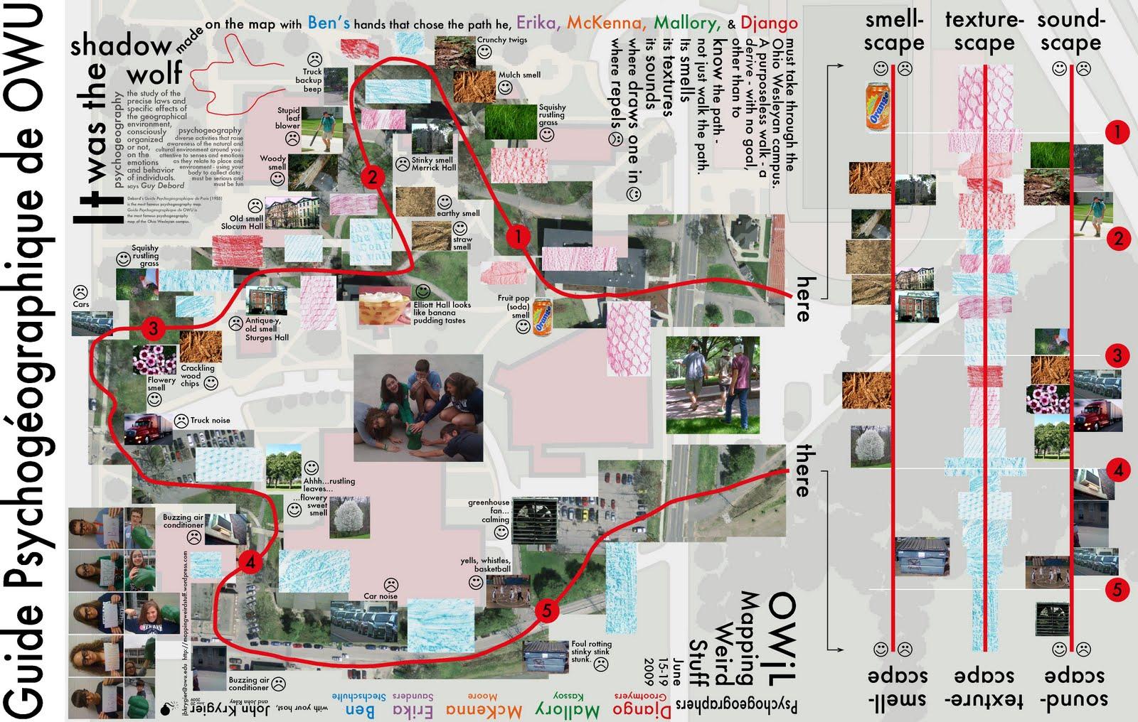 City Perception Through Psychogeography
