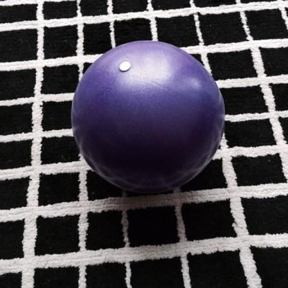 Puhallettava pilatespallo 18 cm, puhallettava