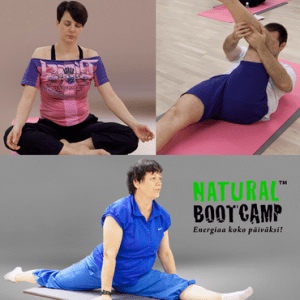 natural bootcamp tarjous