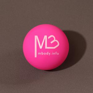 Triggerpallo, jossa mbody logo