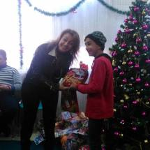 Божиќна хуманитарна акција