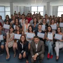 """МБП зеде учество во проектот: """"Толеранција и солидарноста – средство за надминување на стереотипите меѓу младите"""""""