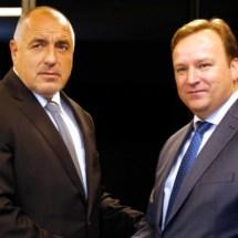 Средба Димитриев – Борисов во Рига: Заложба за подлабока економска соработка на Македонија и Бугарија