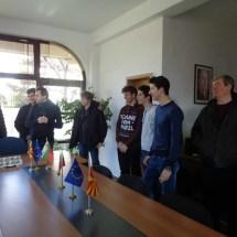 Делегација на БАН и пратеници во бугарското собрание во посета на МБП Охрид
