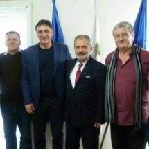 Фудбалски судии од Македонија и Бугарија разменуваат искуства