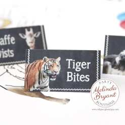 tiger table tent