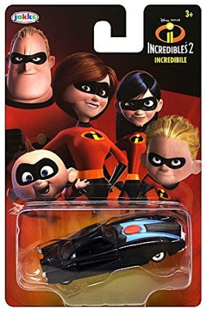 Incredibles 2 Vehicle Collectable