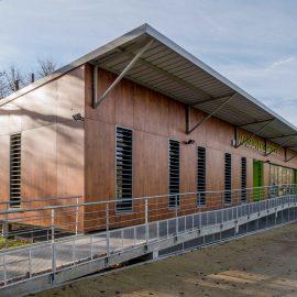 Reportage pour l'Atelier d'Architecture Bricet, à Coulommiers.