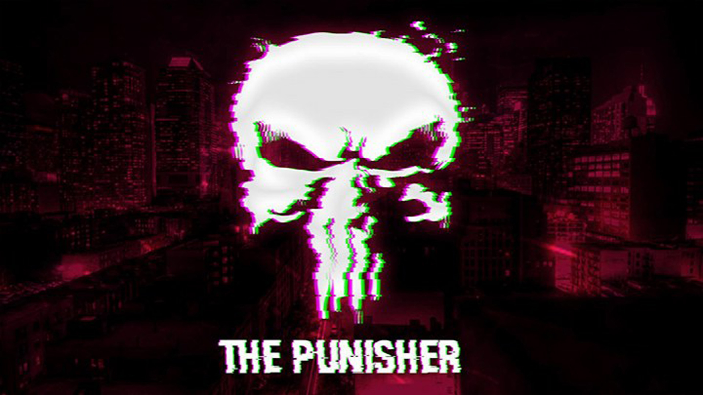 Graphisme - The Punisher