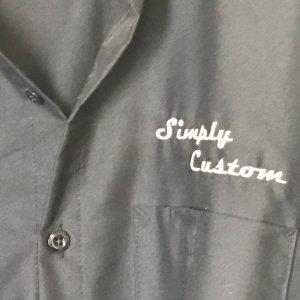 Simply Custom Button Down Shirt